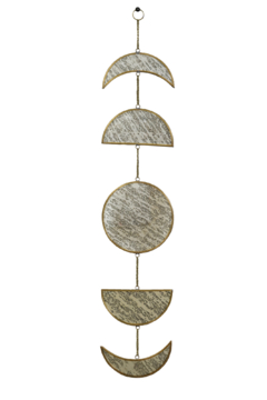 Shoptiques Product: Phases of the Moon Wall Hanging