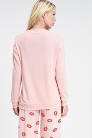 Phil Love Valentine's Day  Lips All Over Lounge Wear Set - Side cropped