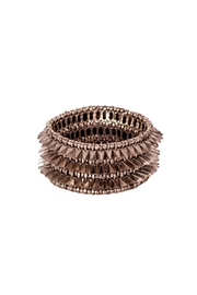 Philippe Audibert Silver-Plated Spike Bracelet - Product Mini Image