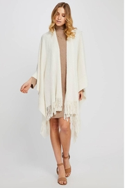 Gentle Fawn Phillipa White Kimono - Product Mini Image