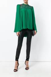 Philosophy di Lorenzo Serafini Embroidered Blouse - Front cropped