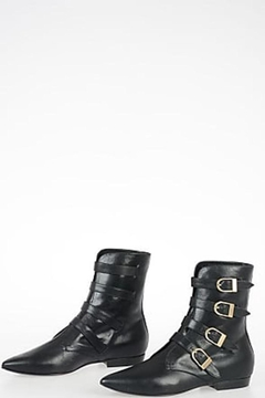Philosophy di Lorenzo Serafini Leather Ankle Boots - Product List Image