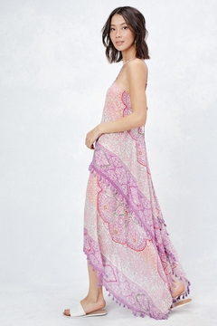 Lovestitch Phoebe Scarf Dress - Product List Image