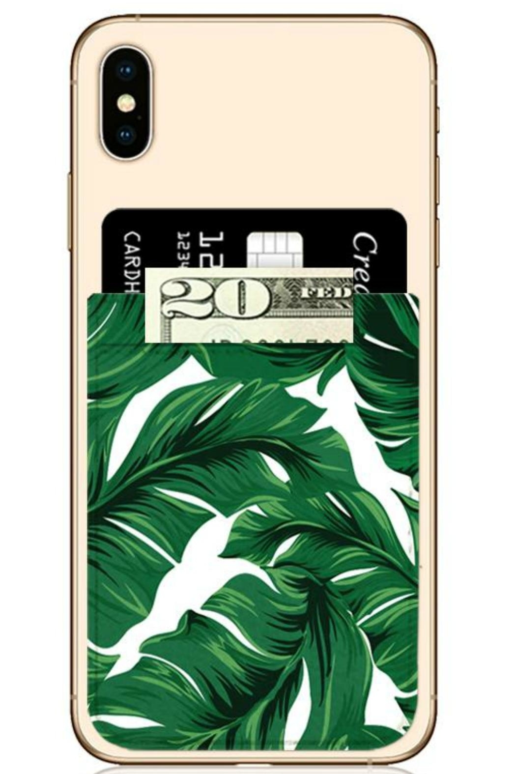 iDecoz Phone Pockets - Front Cropped Image