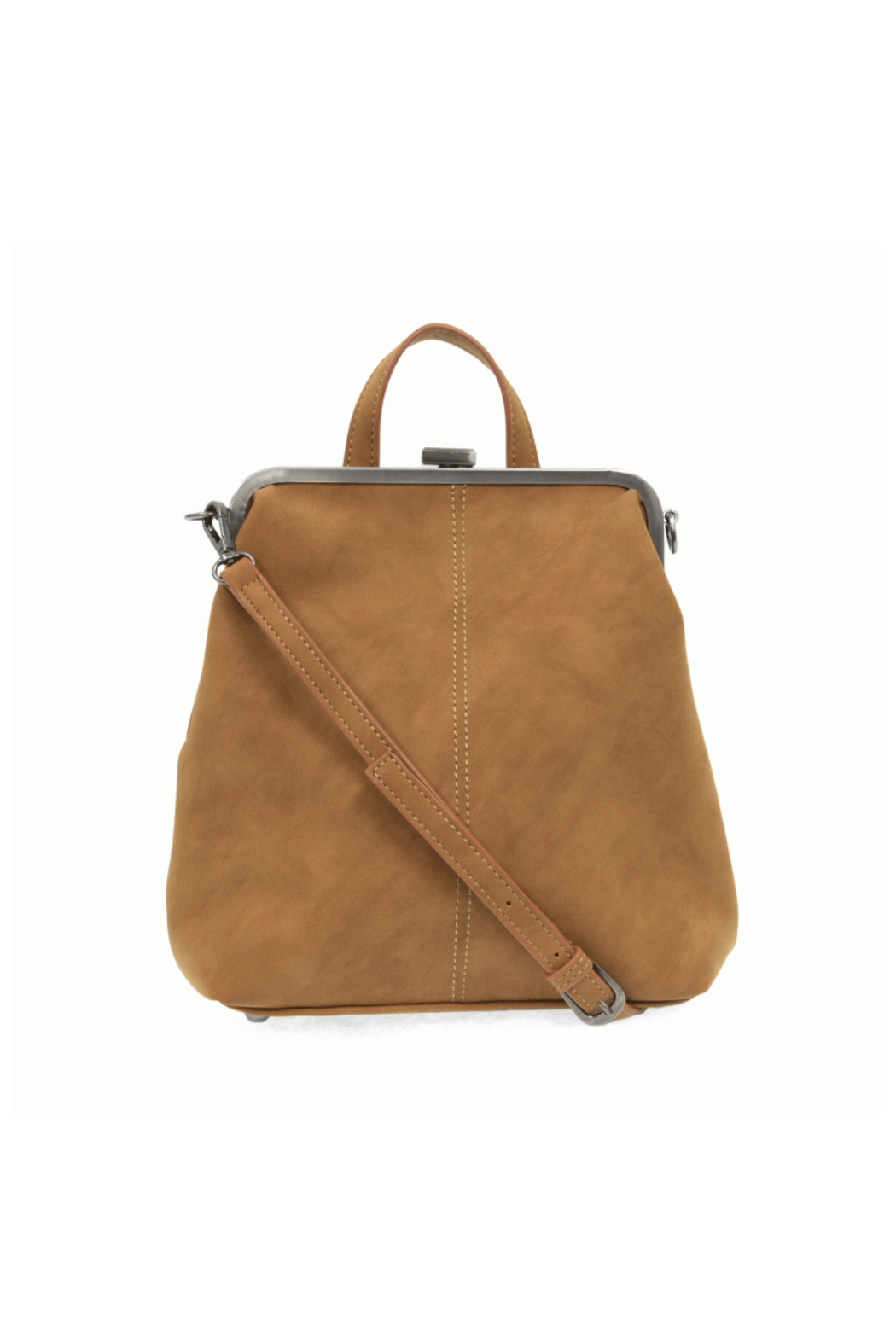 Joy Susan  Phyllis Convertible Backpack - Front Full Image