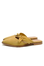 MIYE COLLAZZO Piñacolada Leather Mule - Product Mini Image