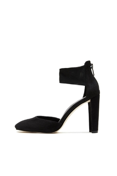 Shoptiques Product: Pia Black Suede