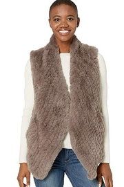 Dylan by True Grit PIA VEST - Front cropped