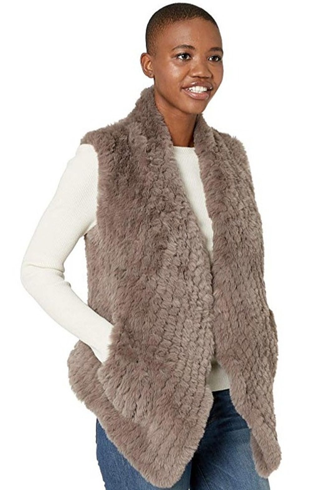 Dylan by True Grit PIA VEST - Front Full Image