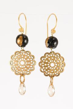 Pia Andersen Jewelry Vintage Stuff Earrings - Alternate List Image