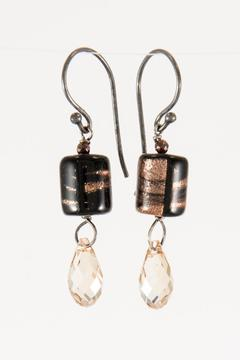 Pia Andersen Jewelry Copper Earrings - Alternate List Image