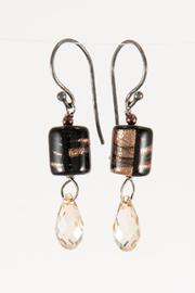 Pia Andersen Jewelry Copper Earrings - Product Mini Image