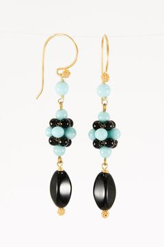 Pia Andersen Jewelry Glass Berries Earrings - Alternate List Image