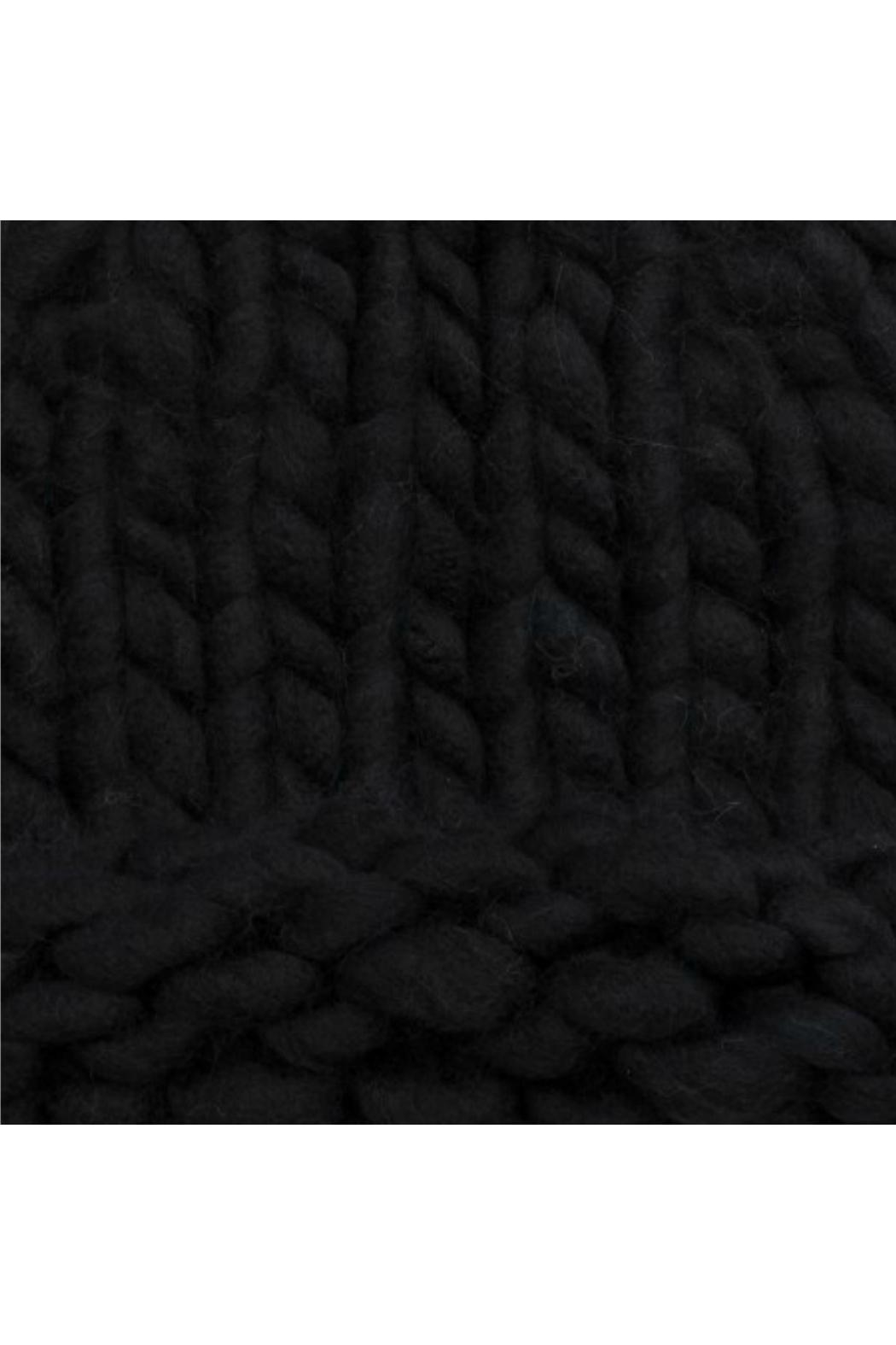 Pia Rossini Chunky Knit Hat - Front Full Image