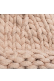 Pia Rossini Chunky Knit Hat - Front full body