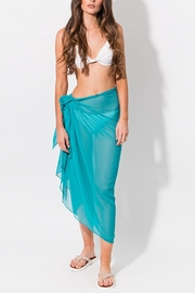 Pia Rossini Sarong Scarf - Front cropped