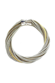 DiJore Piano Multi Loop Wire Bracelet - Product Mini Image
