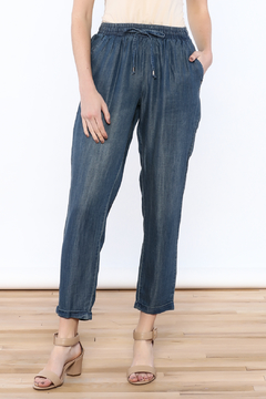 Picadilly Blue Pull On Pants - Product List Image