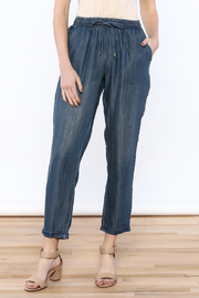 Picadilly Blue Pull On Pants - Product Mini Image