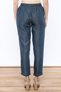 Picadilly Blue Pull On Pants - Alternate List Image