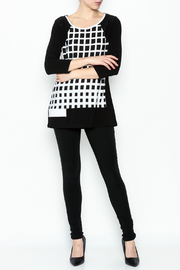 Picadilly Gingham Classic Top - Side cropped