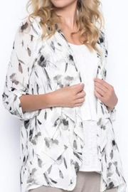 Picadilly Floral Open Jacket - Product Mini Image