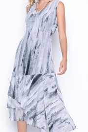 Picadilly Flouncy Bottom Maxi Dress - Product Mini Image