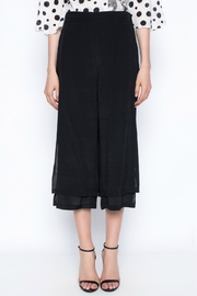 Picadilly Layered Cropped Pants - Front full body