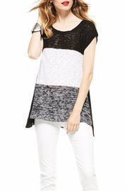 Picadilly Loose Knit Tunic - Product Mini Image