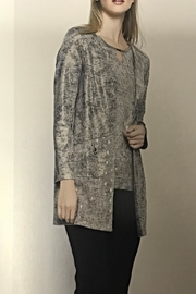 Picadilly Metallic Cardigan Set - Product Mini Image