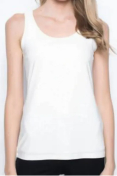Picadilly Scoop Neck Tank - Alternate List Image