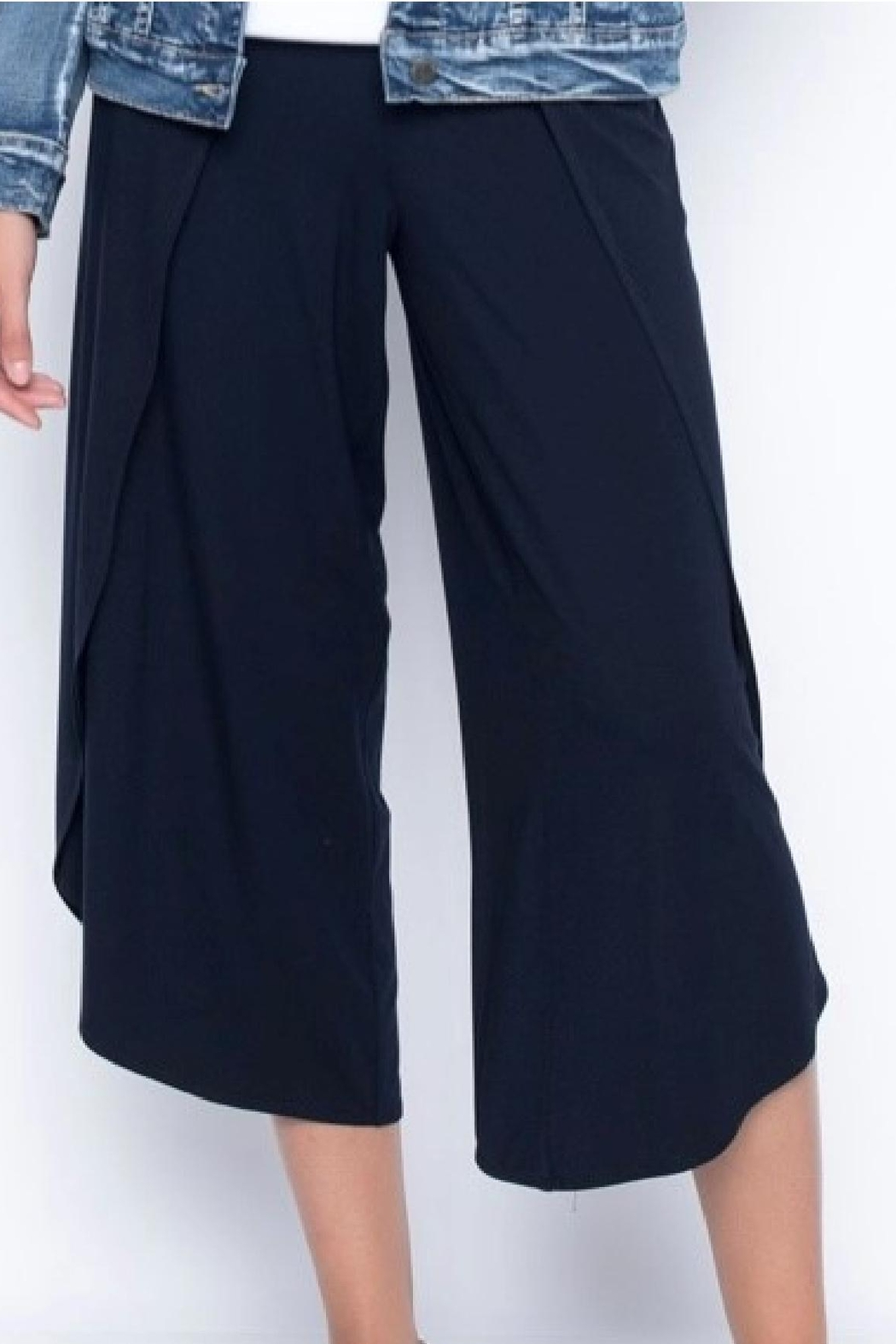 Picadilly Stylish Wide Leg Lounge Pant - Front Cropped Image