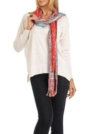 Picasso Silk  Scarf - Front full body
