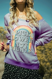 Life Clothing Co. Pick Flowers Sweater - Product Mini Image