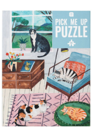 Talking Tables  Pick Me Up Puzzle - Cat - Product Mini Image