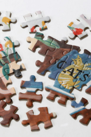 Talking Tables  Pick Me Up Puzzle - Cat - Front full body