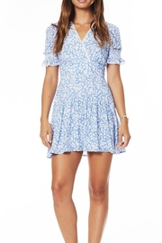 Lost + Wander Pick-Me Wrap Dress - Front cropped