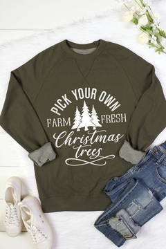 bella closet PICK YOUR OWN FARM FRESH TREE - Product List Image