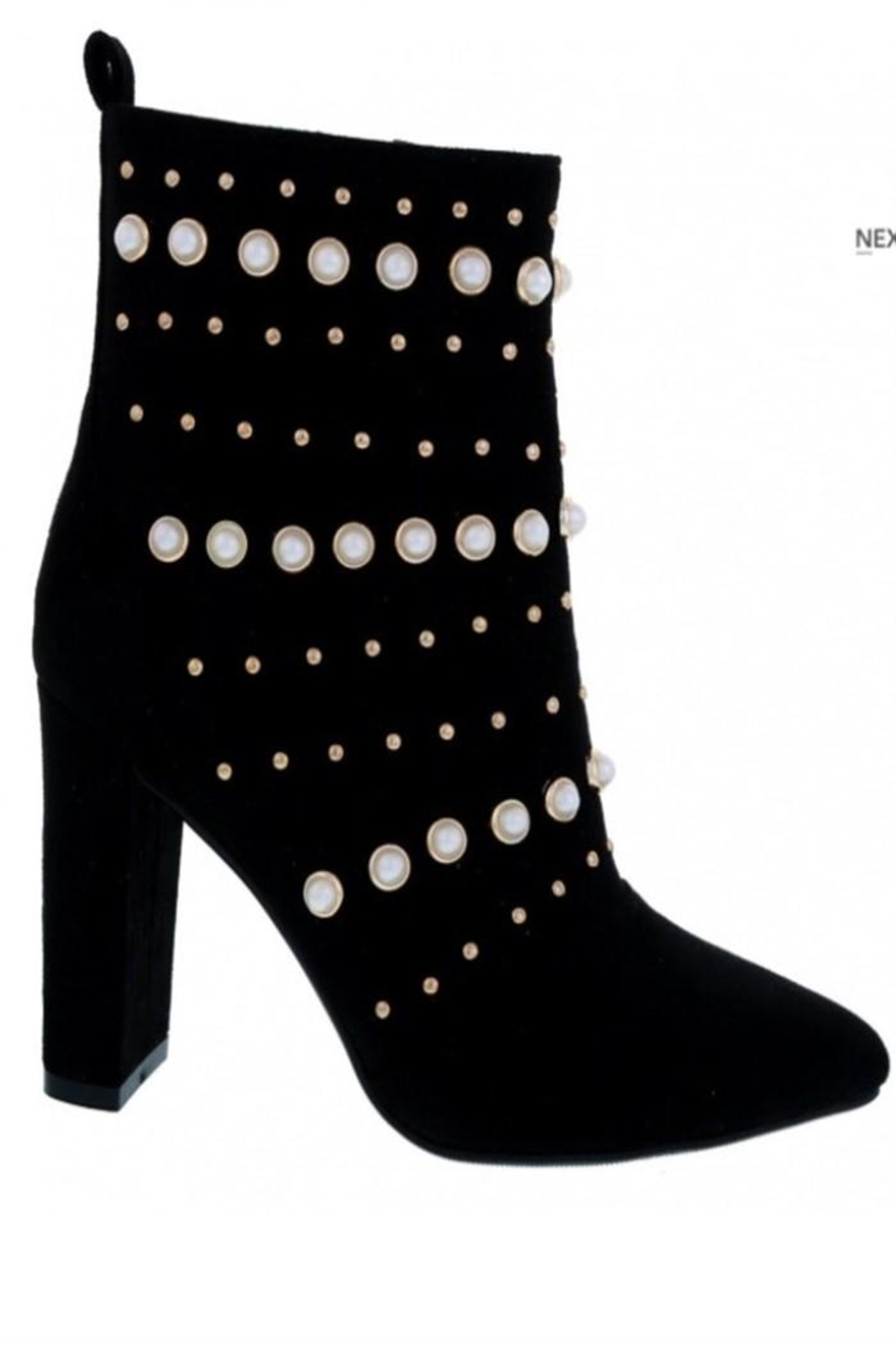 Pickard Pearl Booties - Main Image