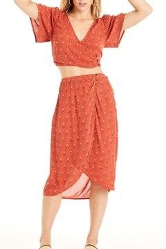 Patrons of Peace Picking Daises Skirt - Product List Image
