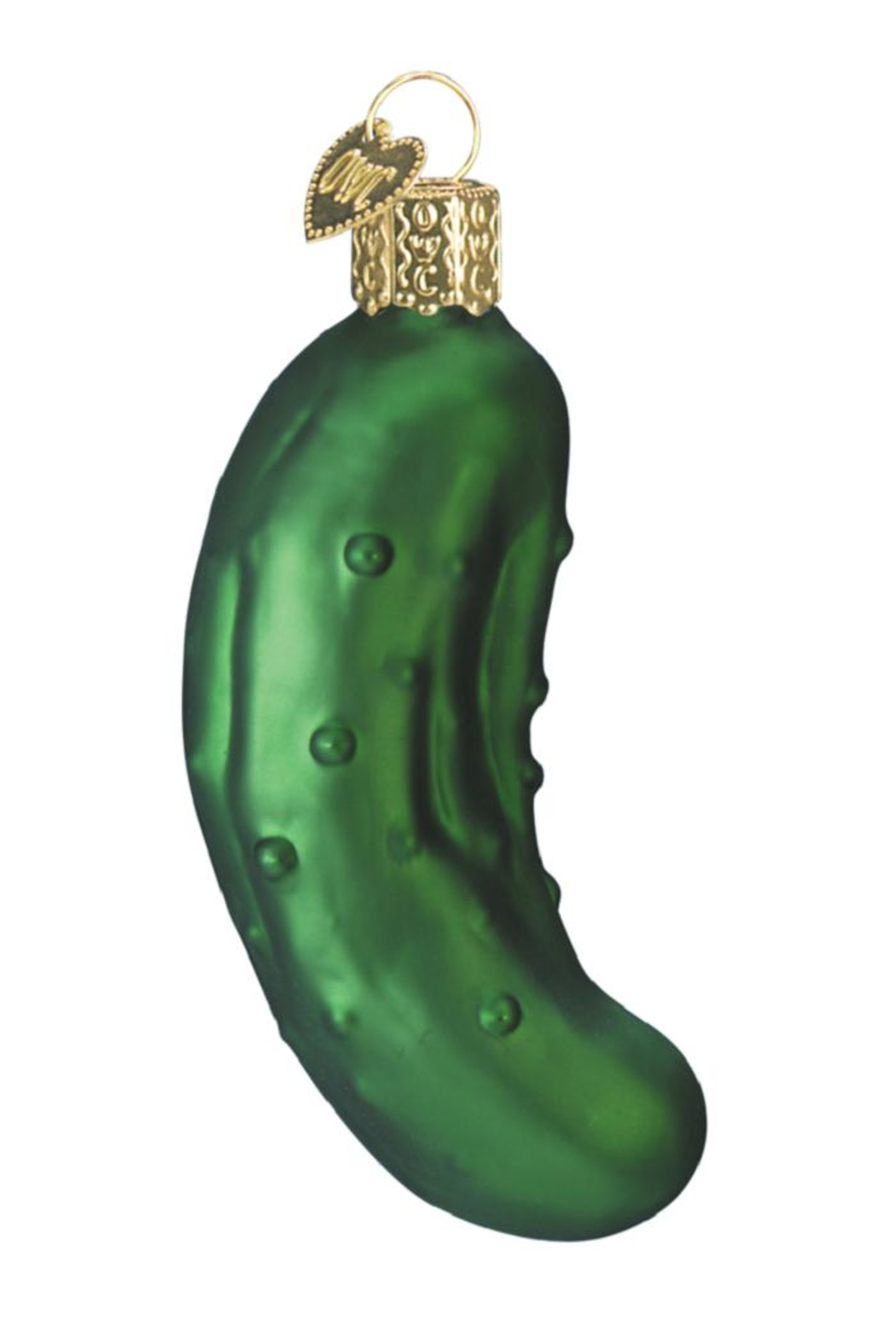 Old World Christmas Pickle Ornament - Main Image