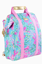 Lilly Pulitzer  Picnic Backpack Cooler - Product Mini Image