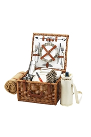 Picnic at Ascot  Picnic Basket Set - Front cropped