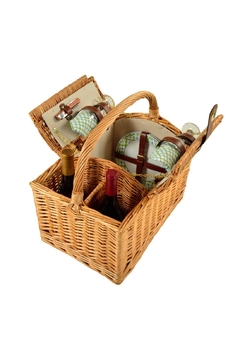 Picnic at Ascot  Picnic Basket Set - Product List Image