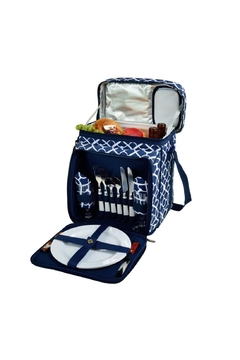 Picnic at Ascot  Picnic Cooler Tote - Product List Image