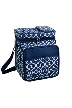 Picnic at Ascot  Picnic Cooler Tote - Alternate List Image