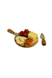 Picnic at Ascot  Acacia Cheese Board - Product Mini Image