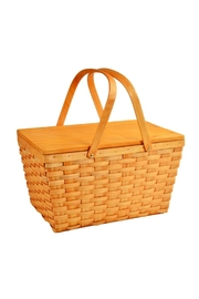 Picnic at Ascot  Classic Picnic Basket - Front cropped