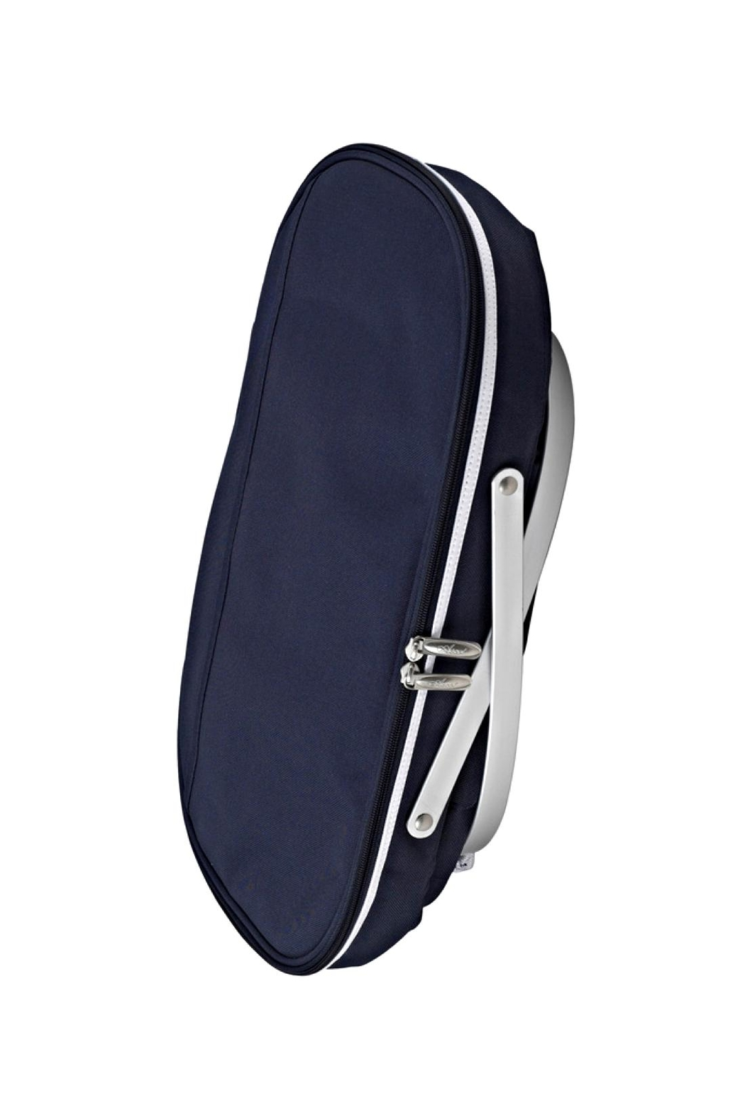 Picnic at Ascot  Collapsible Picnic Basket - Front Full Image