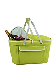 Picnic at Ascot  Collapsible Picnic Tote - Front full body